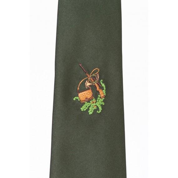 Lovska kravata - Lovska torba s puško