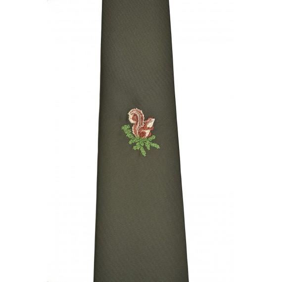 Lovska kravata - Veverica
