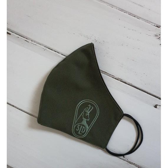 Lovska maska - olivno zelena SLD