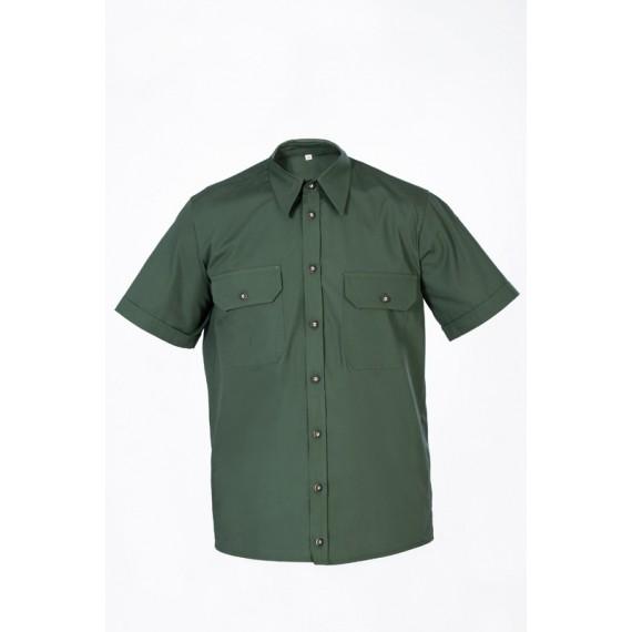 Lovska srajca - zelena
