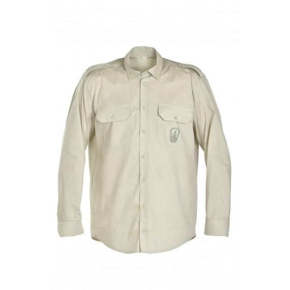 Lovska srajca - dolgi rokav (k lovskemu kroju)