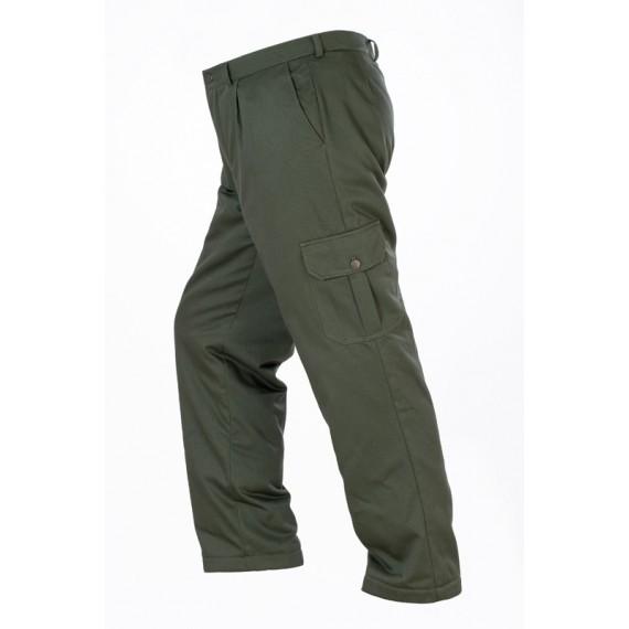 Podložene lovske hlače