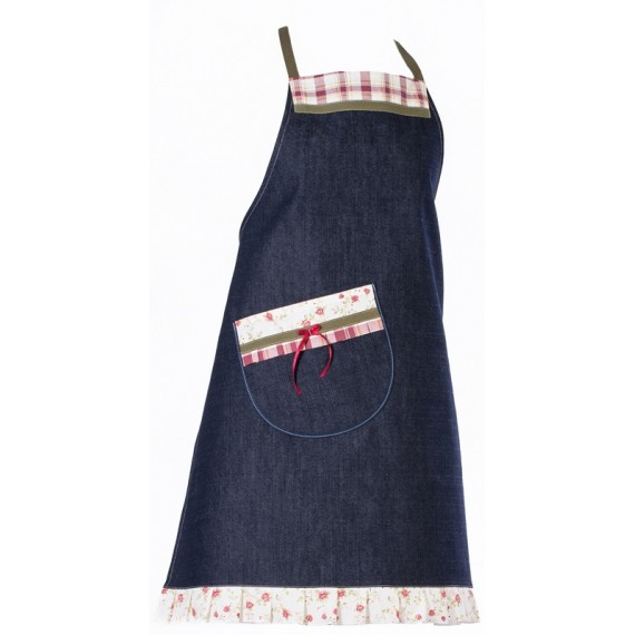 Ženski predpasnik (jeans) 3