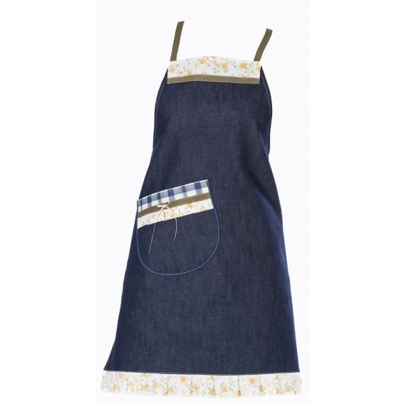 Ženski predpasnik (jeans) 2