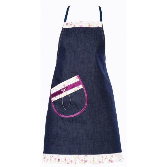 Ženski predpasnik (jeans) 1