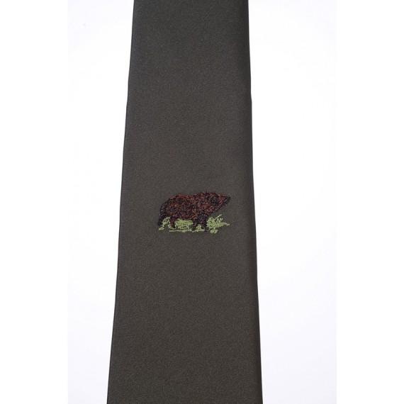 Lovska kravata - Divji prašič 1